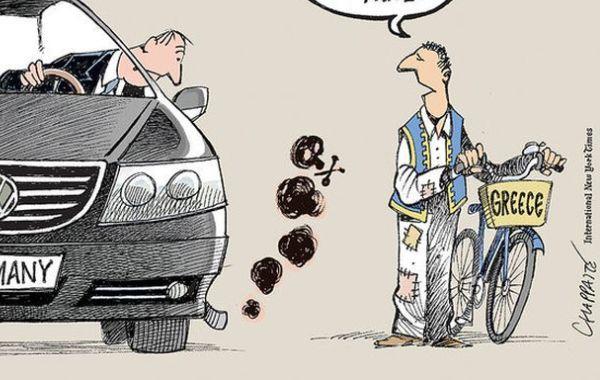 Γελοιογραφία NY Times