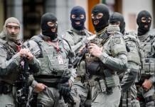 δίωξη, τρεις,τρομοκρατία, Βέλγιο,