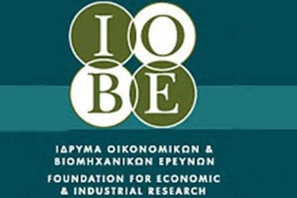 ΙΟΒΕ, ύφεση,ελληνική οικονομία,