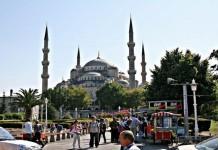 1453, Κωνσταντινούπολη.
