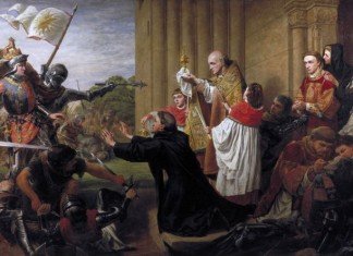 war-of-the-roses-Richard_Burchett_Sanctuary_1867