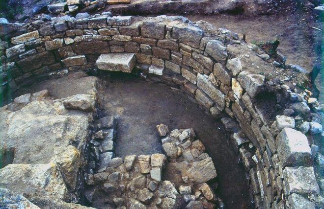 ανακάλυψη, τάφου, Αριστοτέλης,