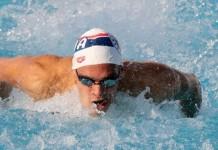 Βαζαίος, χρυσό, κολύμβηση,