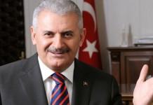 Μπιναλί Γιλντιρίμ, Τουρκία, πλήρη αρμονία,Ερντογάν,