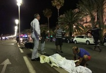 Γαλλία,Νίκαια, νεκροί, επίθεση,