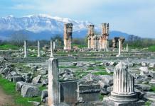 UNESCO, αρχαιολογικός χώρος Φιλίππων,