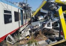 Ιταλία, τραίνα, σύγκρουση, 20 νεκροί