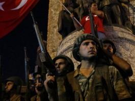 Τουρκία, πραξικόπημα,