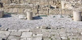 αρχαίος οικισμός, Κύπρος,ευρήματα,
