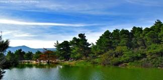 λίμνη, Πάρνηθα, Αθήνα,
