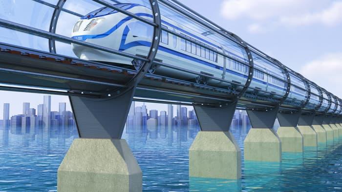 Image result for Το Hyperloop